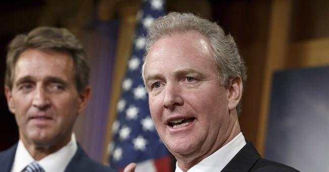 Harry Reid endorses Van Hollen in Maryland Senate race