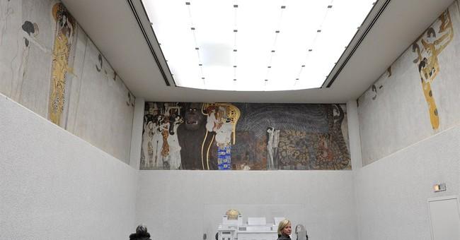 Austrian panel recommends no return of Klimt masterpiece