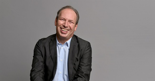 Hans Zimmer on scoring TV boxing show; playing with Pharrell