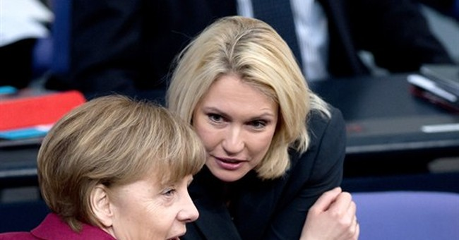 German Parliament approves quota for female directors