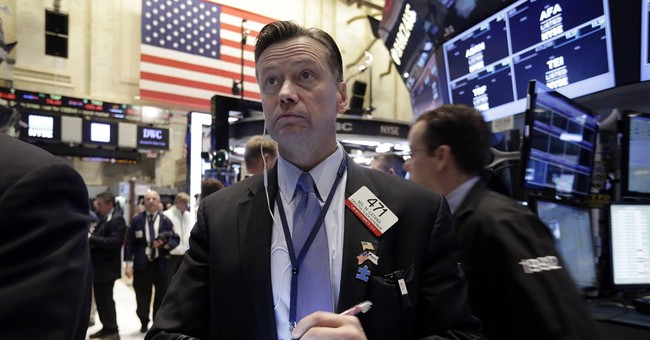 US stocks drop; strong jobs report raises rate hike prospect