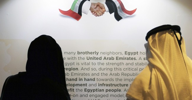 Emirates forges special relationship with el-Sissi's Egypt