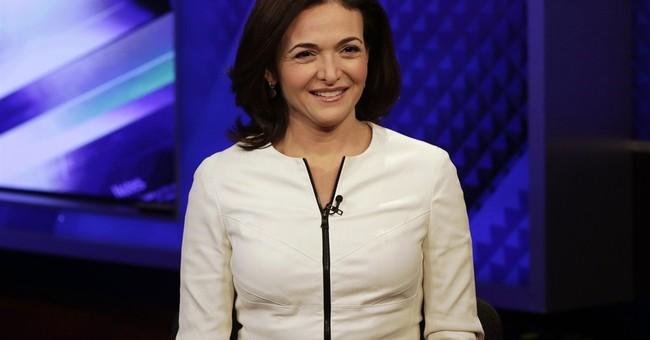 Fox's Kelly, author Sandberg agree: Do laundry, guys