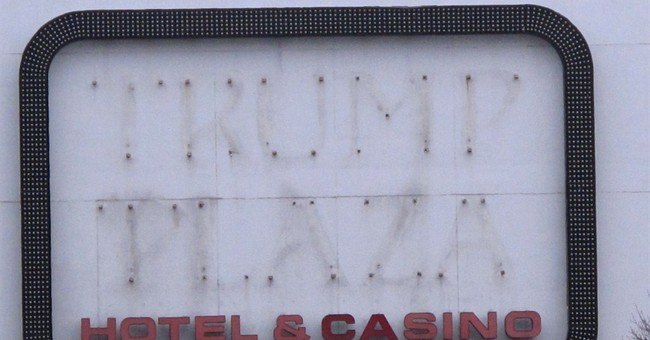 Casino appeals ruling favoring Trumps in name lawsuit