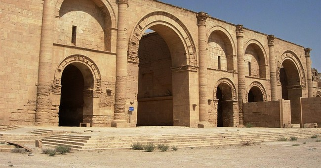IS destroying another ancient archaeological site in Iraq
