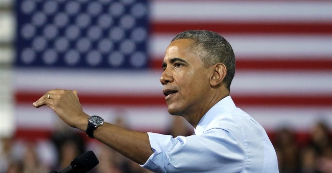 Good presidential muscle? It's in the eye of the beholder