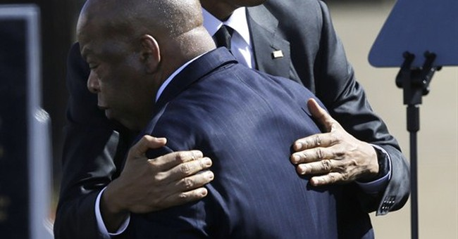 Rep. John Lewis asks crowd in Selma to build on legacy