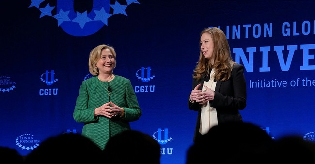 Bill Clinton defends foreign donations to foundation