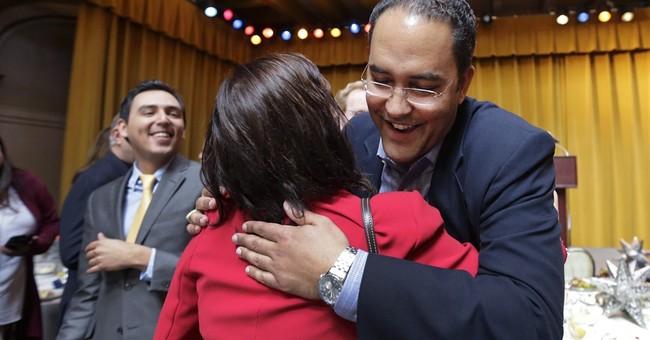 Texas black GOP congressman relishes being political outlier