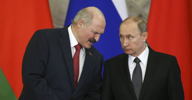 EU warms, a little, to Belarus as Russia relations freeze