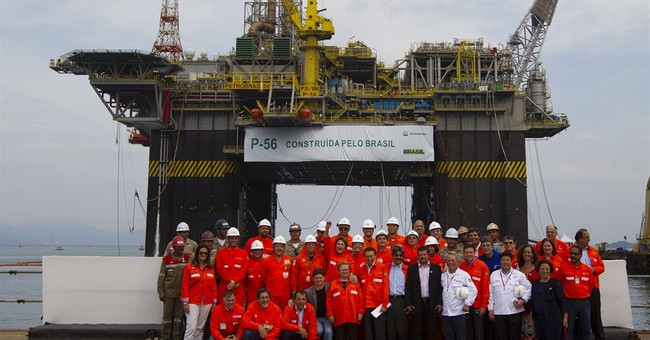 State oil firm's scandal scrambles Brazil's offshore dreams