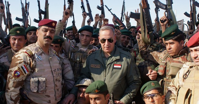 Dempsey: Some Iraqi troops show up for training ill-prepared
