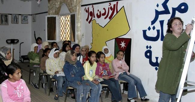Peace Corps temporarily suspends its program in Jordan