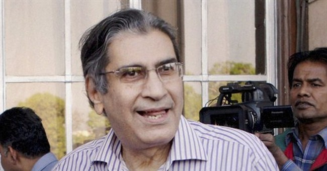 Vinod Mehta, editor of India's Outlook magazine, dies at 73