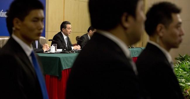 China tells Japan to set down historical baggage