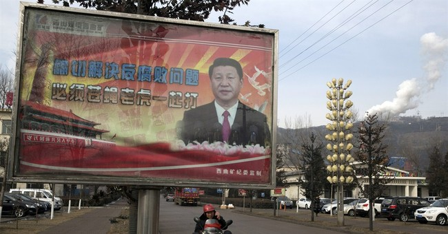 China's Xi seen at center of emerging culture of praise