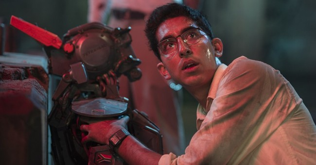 'Chappie' tops slow weekend, 'Unfinished Business' tanks