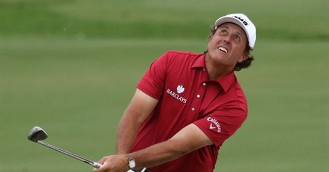 Finchem says he 'whiffed' by not protesting Ryder Cup change
