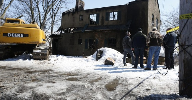 Former Ohio home of first lady Betty Ford destroyed in fire