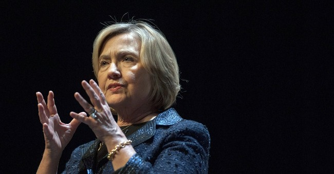 Hillary Clinton urges action to achieve women's equality