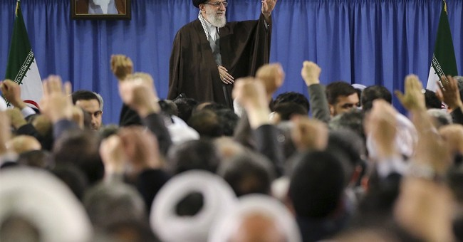 Iran leader appears in public amid rumors about his health