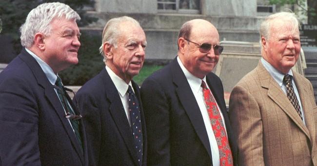 Former Republican Vermont Gov. F. Ray Keyser Jr. dies at 87