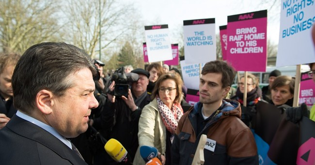Merkel deputy: Flogging case strains Saudi-German relations