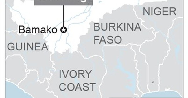 Mali: 3 dead in rocket attack on UN base in Kidal in north