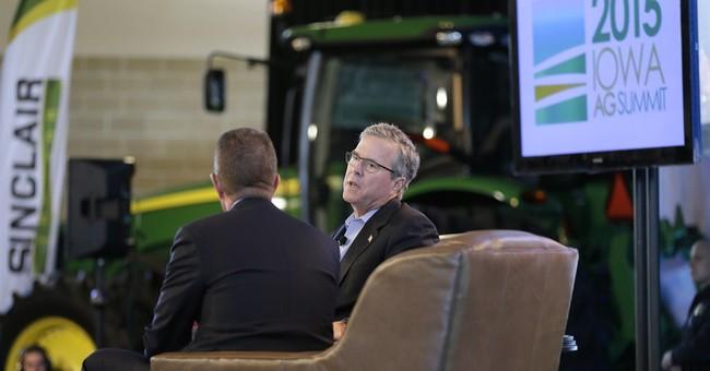 With eyes on 2016, Jeb Bush jumps into Iowa politics