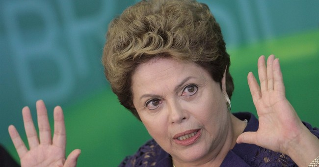 Brazil's leader urges patience amid scandal, economic woes