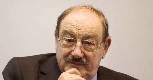 New Umberto Eco novel to be released in US in November