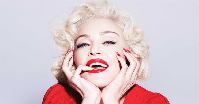 A rebellious Madonna pours heart into new album