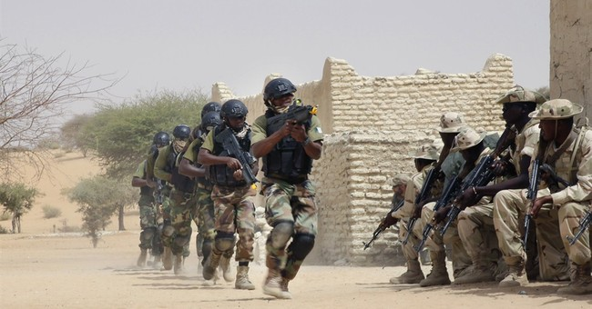 Chad and Niger troops move to attack Boko Haram