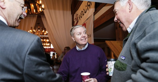 Graham holds steady on immigration stance in New Hampshire