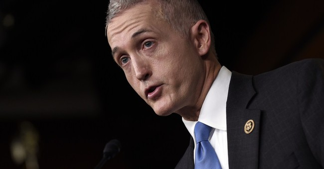 Gowdy cancels appearance at 'Beyond Benghazi' fundraiser
