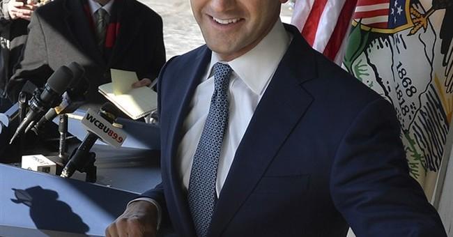 Illinois congressman defends $10K NYC trip with staff