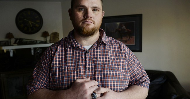 Homeless veteran finds, returns Columbine survivor's ring
