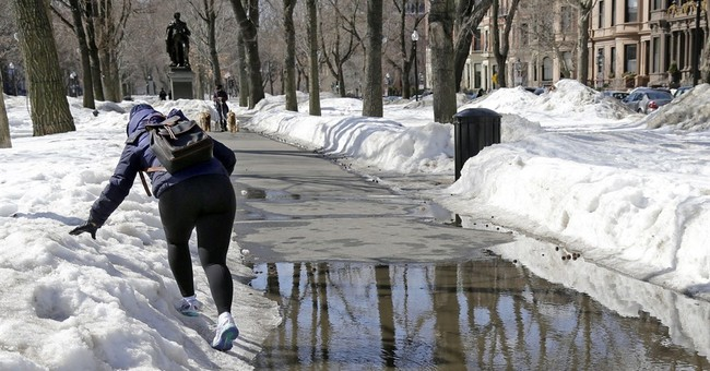 Milder weather brings relief to winter weary New Englanders