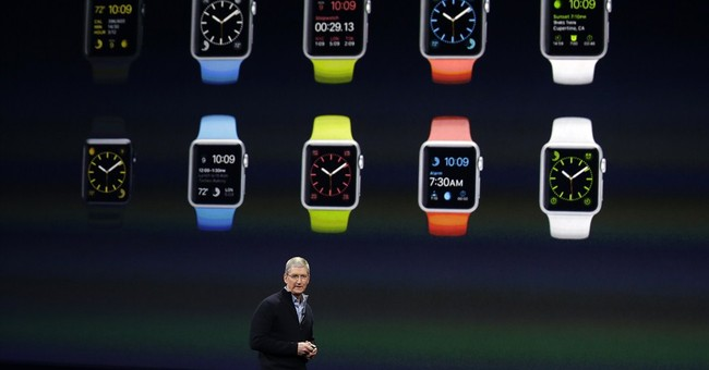 Apple Watch moves Internet out of your pocket