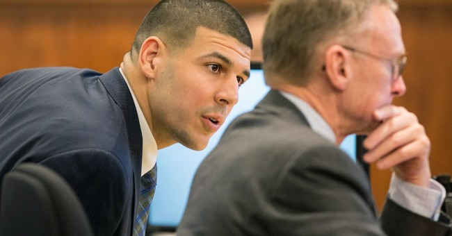 Home surveillance shows Aaron Hernandez night of killing