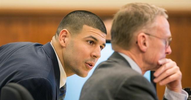 Home surveillance shows Aaron Hernandez night of killing