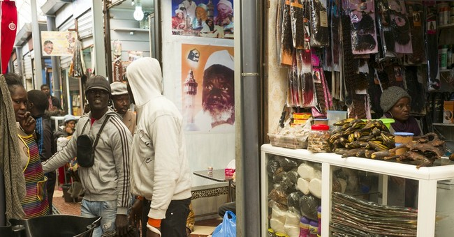 African migrants starting businesses, new lives in Morocco