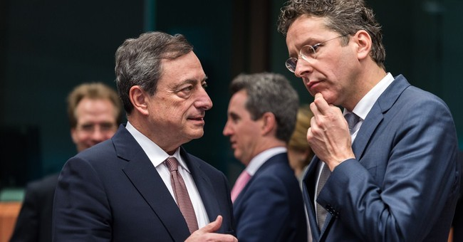Europe's new stimulus means investors pay to borrow