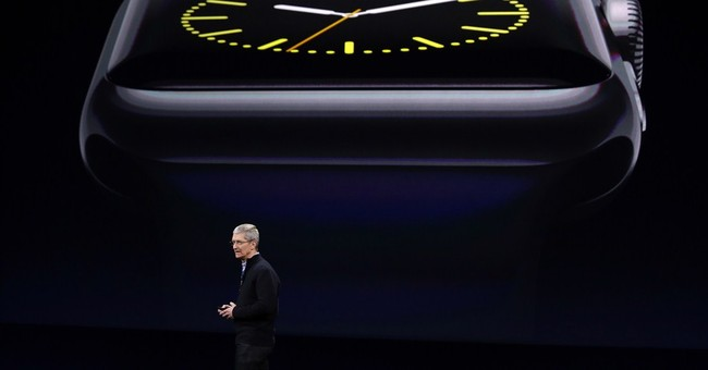 APPLE EVENT LIVE: The watch, a gold MacBook, HBO on iPhone