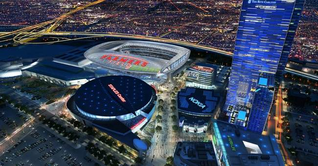 Downtown Los Angeles plan drops from area's NFL sweepstakes