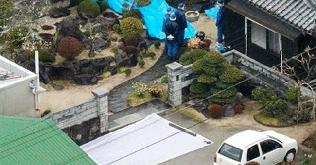 5 people killed in stabbing spree in rural western Japan