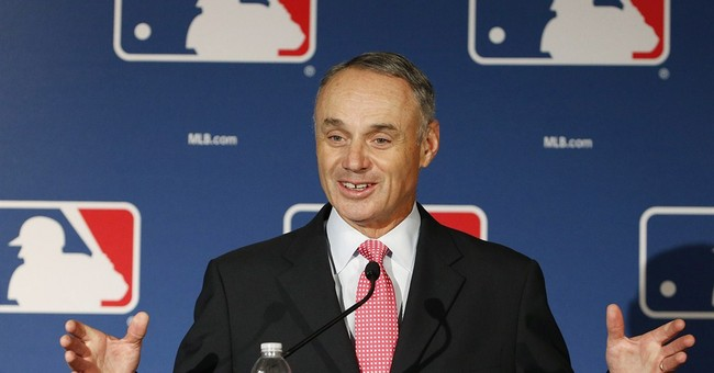 MLB Commissioner Rob Manfred interested in playing in Cuba