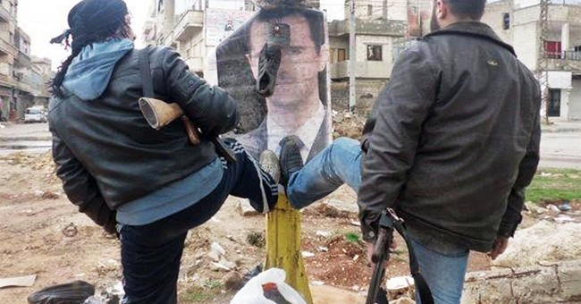 Syria's 4-year march toward destruction