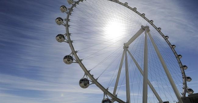 World's tallest observation wheel falls short on riders