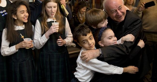 Shortbread milkshake picked for pope visit fundraiser
